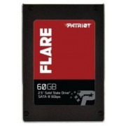 "SSD Patriot Flare, 60GB, 2.5"", Sata III 600"