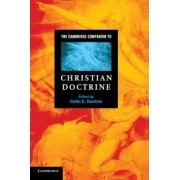 The Cambridge Companion to Christian Doctrine by Colin E. Gunton
