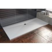 Kolpa san Re-Walk 180 x 80 beépíthetõ öntött márvány zuhanytálca