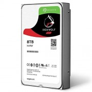 SEAGATE 8TB 3.5 IRONWOLF NAS HDD 256MB CACHE
