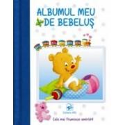 Albumul meu de bebelus (cotor albastru)