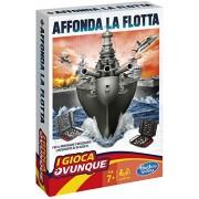 Hasbro - Affonda La Flotta Travel Grab And Go