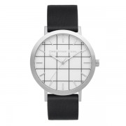 Christian Paul - Elwood Grid 43 MM - Silver / Black