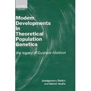 Modern Developments in Theoretical Population Genetics by Montgomery Slatkin