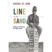 Line in the Sand by Rachel St. John