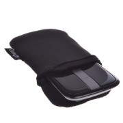 Cosmos ® Black Neoprene Carrying Protection Sleeve Case Pouch Cover for Microsoft Arc Touch Mouse
