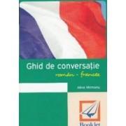 Ghid de conversatie roman-francez Ed.2016 - Alina Momanu