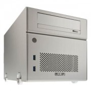 Carcasa Lian Li PC-Q15A Mini-ITX Cube Silver