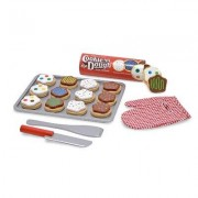 Melissa & Doug 34 Piece Cookie Baking Play Set 4074