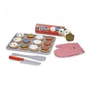 Melissa & Doug 34 Piece Cookie Baking Play Set 4074