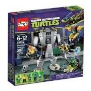 Lego Teenage Ninja Mutant Turtles Set #79105 Baxter Robot Rampage (japan import)