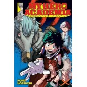My Hero Academia, Vol. 3 by Kohei Horikoshi