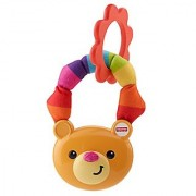 Soft Touch Rattle Bear