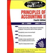 Schaum's Outline of Principles of Accounting: Pt. 2 by James A. Cashin