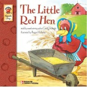 The Little Red Hen, Paperback