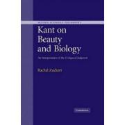 Kant on Beauty and Biology by Rachel Zuckert