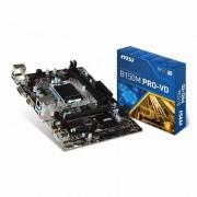 Micro-Star International MSI Intel B150M PRO VD Micro-ATX Motherboard