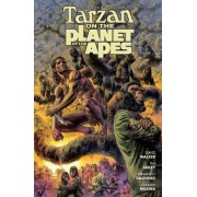 Tarzan on the Planet of the Apes by Tim Seeley