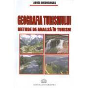 Geografia turismului - metode de analiză în turism.