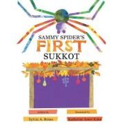 Sammy Spider's First Sukkot by Sylvia Rouss