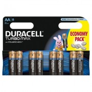 Baterie Duracell Turbo Max AA LR 06 8buc