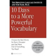 10 Days to a More Powerful Vocabulary by Language Inst. Princeton