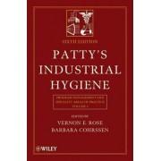 Patty's Industrial Hygiene: v. 4 by Vernon E. Rose