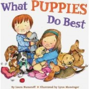 What Puppies Do Best by Laura Joffe Numeroff