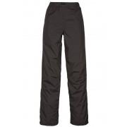 VAUDE Fluid - Pantalon de pluie femme - noir 42 Pantalons imperméables