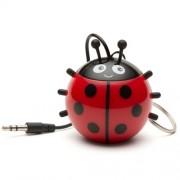Boxa portabila KitSound MyDoodles Trendz Mini Buddy Ladybird