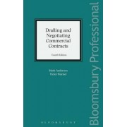 Drafting and Negotiating Commercial Contracts by Mark Anderson