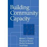 Building Community Capacity by Robert J. Chaskin
