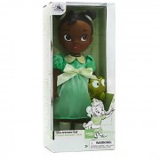 Official Disney The Princess & The Frog 39cm Tiana Animator Doll Avec Naveen