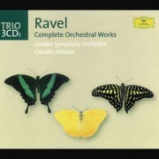 M. Ravel - Complete Orchestral Works (0028946935422) (3 CD)