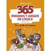 Miquel Capó 365 Enigmas Y Juegos De Lógica (CAJON DESASTRE)