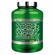 Scitec Nutrition 100% Whey Isolate 4,40lb (2000g)