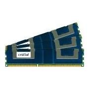 Crucial 96GB DDR3 96GB DDR3 1333MHz ECC módulo de - Memoria (DDR3, 240-pin DIMM, 3 x 32 GB)