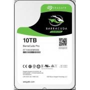 HDD Desktop Seagate BarraCuda Pro, 10TB, SATA III 600, 256 MB + Cablu S-ATA III 4World 08529, 457 mm