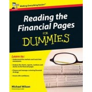 Reading the Financial Pages For Dummies by Michael Wilson