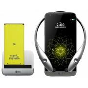 LG G5 H850 (titaniu) + HBS-900 headset + cameră modul