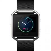 Smartwatch Blaze Fitness Wireless Marimea L Negru Fitbit