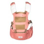 Emma & Noah mochila portabebés ergonomica, adaptada para bebés y padres (recomendado para 6-36 meses de edad, aprobado para 3,6 a 15 kg de peso), ideal como porteo bebé, porta bebe, baby carrier, saco portabebe