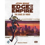 Star Wars Edge of the Empire: The Jewel of Yavin by Fantasy Flight Games