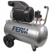 FERM Kompresor 2 HP, 1500 W, 50 l