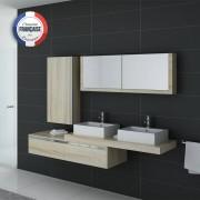 Distribain Meubles salle de bain DIS9551SC Scandinave