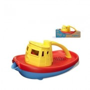 Green Toys Tug Boat Yellow Green Toys Tug Boat Yellow