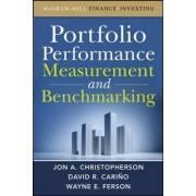 Portfolio Performance Measurement and Benchmarking by Jon A. Christopherson