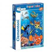 Clementoni - puzzle alla ricerca di nemo - 60 pz