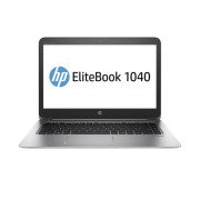 "Ultrabook HP EliteBook 1040 G3, 14"" Full HD, Intel Core i7-6600U, RAM 8GB, SSD 256GB, Windows 10 Pro, Argintiu"