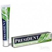 Pasta de dinti Bio cu xylitol, musetel, salvie President